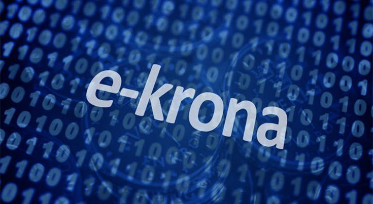 sweden e-krone