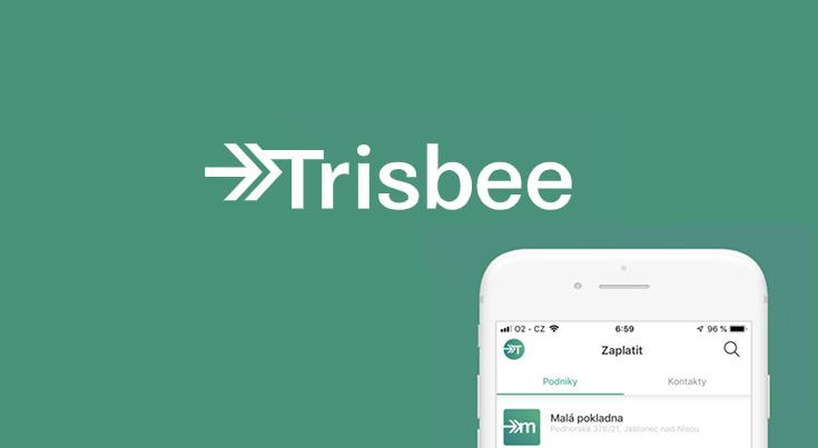 trisbee logo