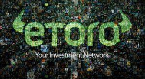 eToro investiční sociální síť