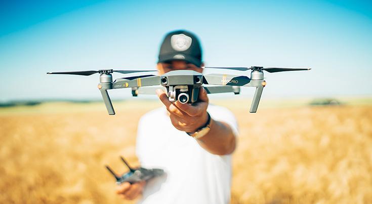 pojisteni dronu