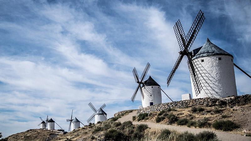 eko, španělsko